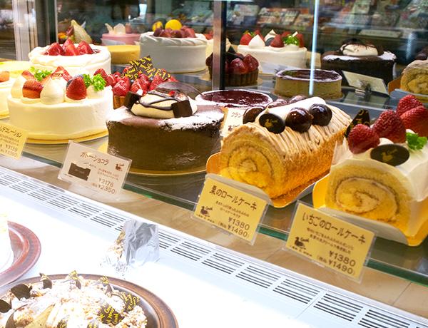 カナール戸塚モディ店 ケーキケース
